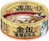 "Консервы для кошек AIXIA ""Kin-Can"" Rich, тунец и куриное филе, банка 70 г"